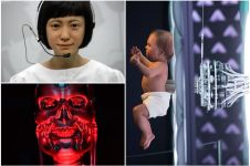 10 Foto ini tunjukkan perkembangan robot dari masa ke masa