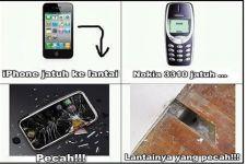 Kisah nyata bukti keperkasaan Nokia 3310 ini bikin kagum
