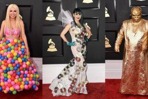 20 Fashion terbaik vs terburuk para artis di Grammy Award 2017