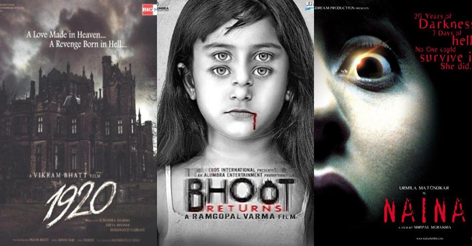 Tak cuma joget, India juga punya 7 film horor yang layak ditonton