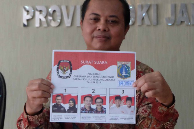 Begini cara warga yang tak terdaftar DPT bisa pakai hak pilih Pilkada