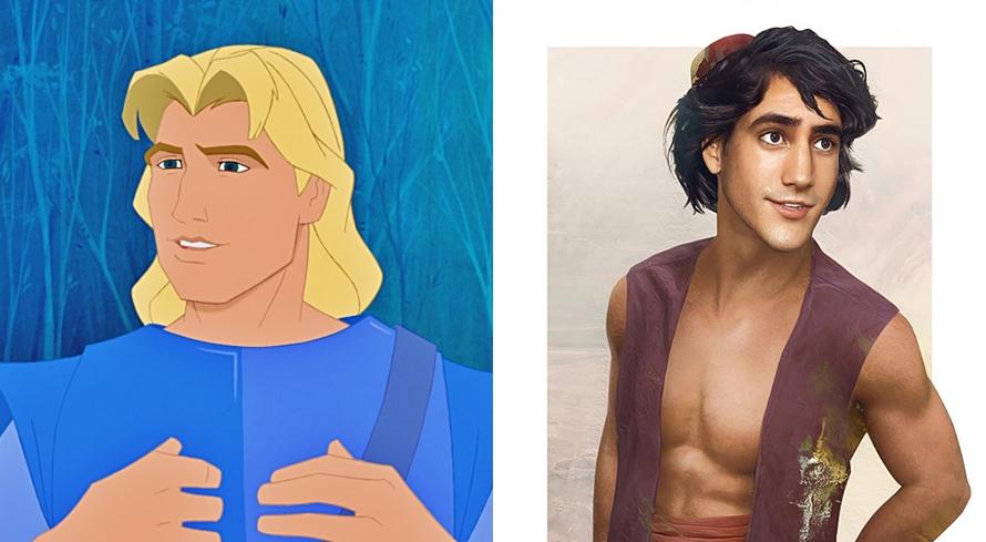 Pangeran Disney siapa nih yang cocok buat jadi pacarmu? Cek, yuk!