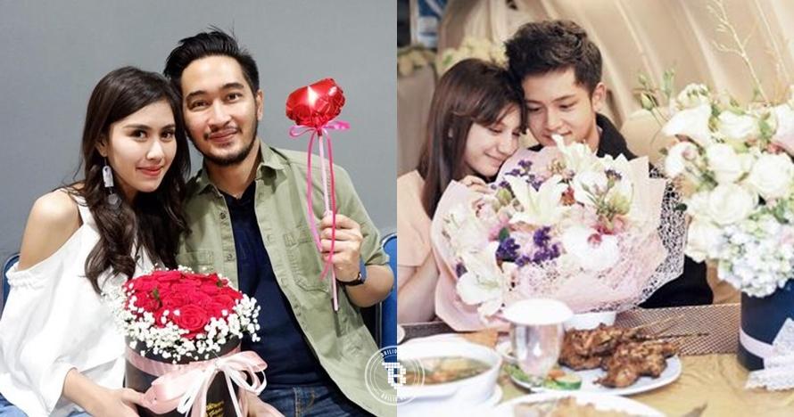 10 Potret artis Indonesia saat momen Valentine, pada ngapain aja ya?