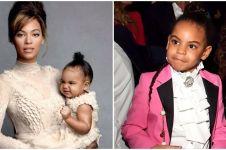 10 Potret Blue Ivy, putri pertama Beyoncé yang ngegemesin banget
