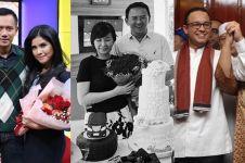 12 Potret kedekatan Cagub-Cawagub DKI Jakarta dengan keluarganya