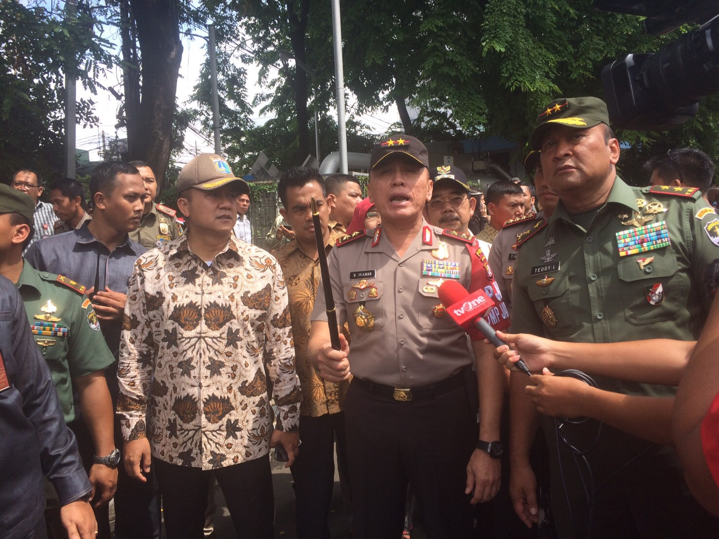 Kapolda Metro sebut Jakarta masih aman, belum temukan money politic