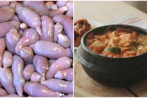 10 Makanan Korea ini bikin kamu kudu mikir dua kali sebelum mencobanya