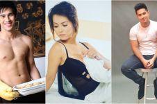 10 Foto Jose Sarasola, pria ganteng yang kabarnya pacar Maria Ozawa