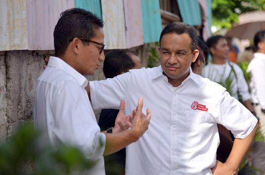 Hitung cepat Polmark Indonesia data masuk 95,75%: Anies unggul tipis