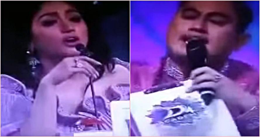 Unggah foto bareng, Dewi Perssik dan Nassar sudah baikan?