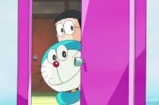 Begini rasanya kalau pintu kemana saja milik Doraemon beneran ada
