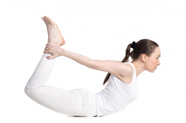 6 gerakan Yoga © 2017 brilio.net