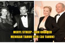 12 Pasangan Hollywood ini tepis anggapan artis gemar kawin cerai