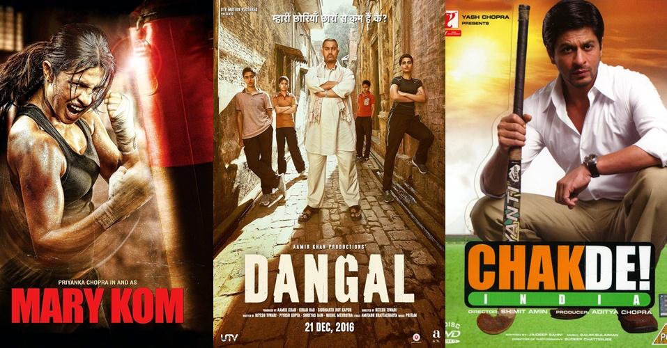 6 Film Bollywood bertema olahraga ini ingatkan kamu tentang perjuangan
