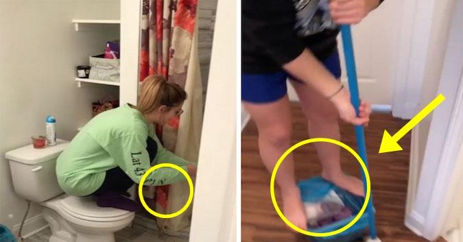 Mahasiswi ini punya cara cerdik usir tikus di rumah, bisa ditiru nih!