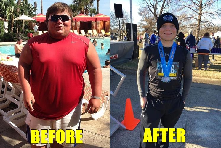 Cuma dengan cara ini, pria obesitas sukses turunkan 1/2 berat badannya