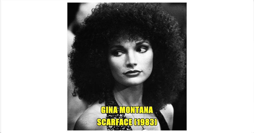 Ingat Gina Montana 'Scarface'? Begini penampilannya sekarang
