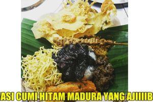 Nasi Cumi Hitam Madura Pak Kris, ngehits di Malang sampai Jakarta