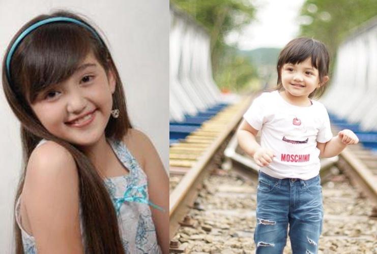 6 Foto bukti kalau Baby Arsy ternyata mirip dengan Ranty