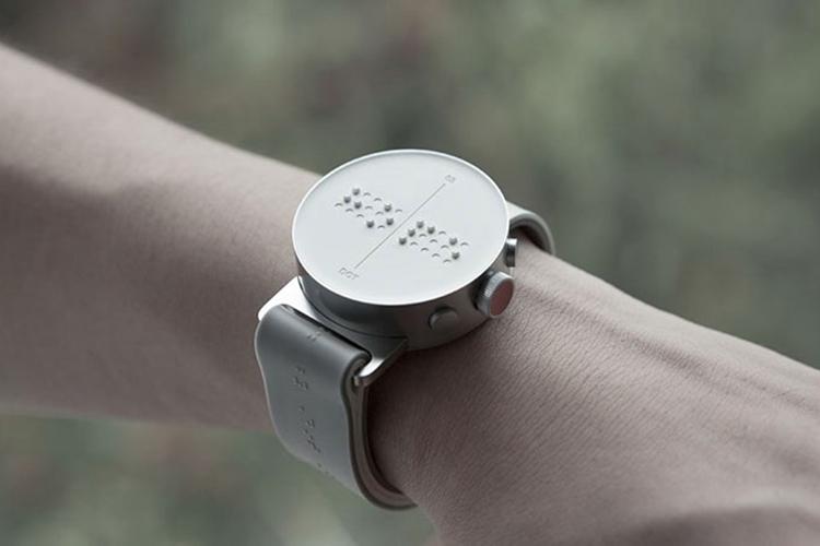 Ini dia jam tangan pintar untuk tunanetra pertama di dunia