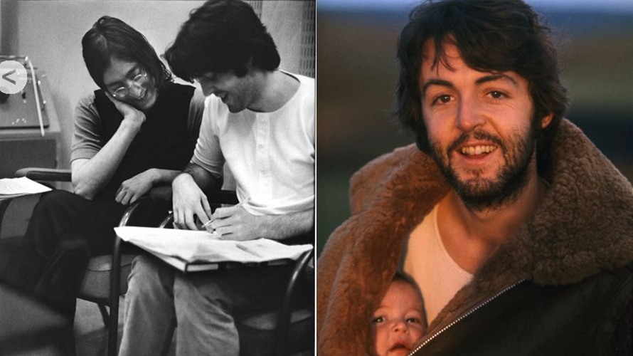 10 Foto lawas jepretan istri Paul McCartney 'The Beatles', epik abis