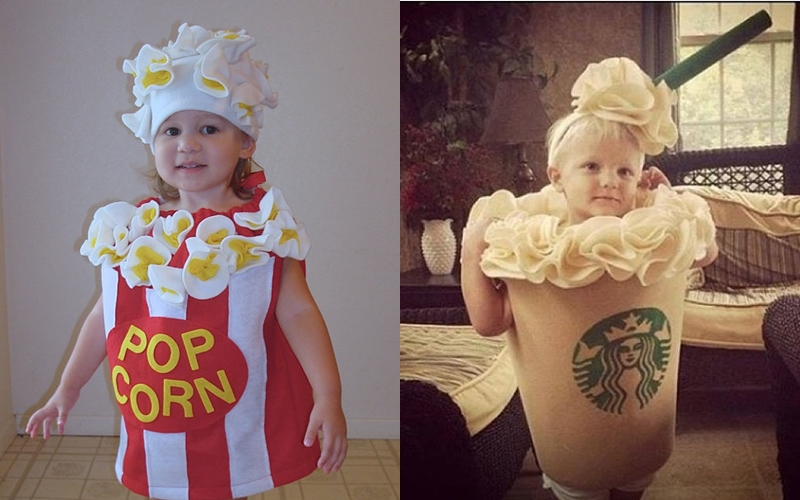 15 Foto imut bayi pakai kostum  makanan ini bikin gemes pengen cubit
