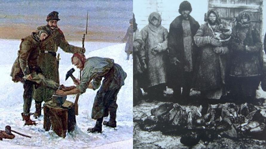 6 Kisah kanibalisme paling bikin geger sepanjang sejarah dunia