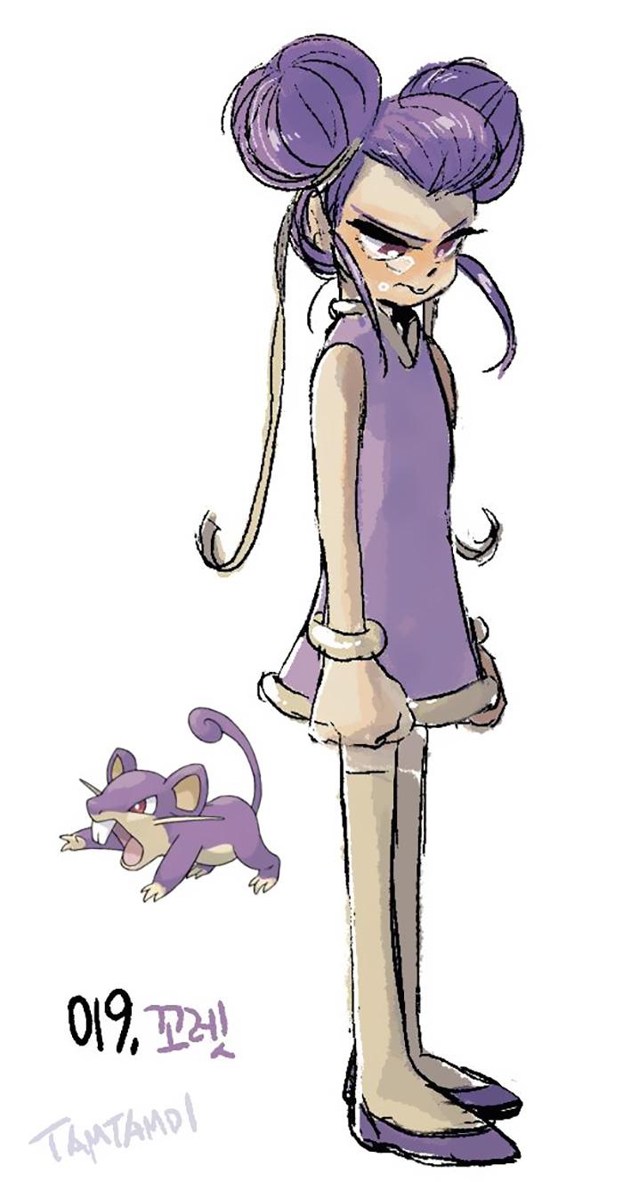 Begini Jadinya Kalau 20 Karakter Pokemon Jadi Anime Keren Abis