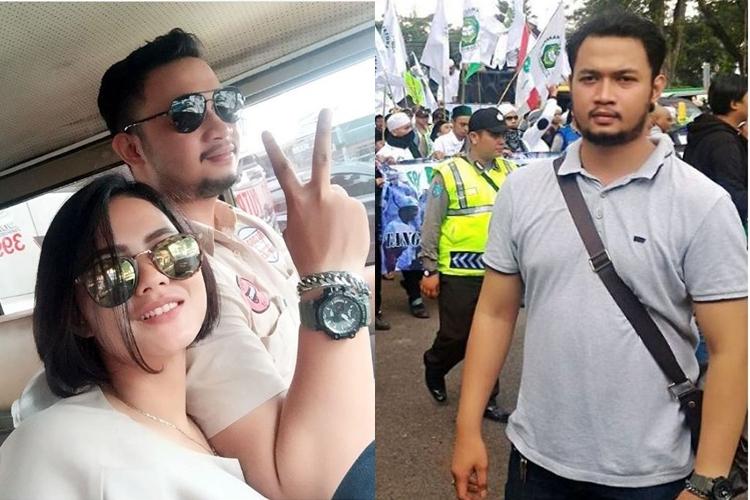 Ini sosok Joddy Nugraha, polisi ganteng pacar Bripda Ismi Aisyah
