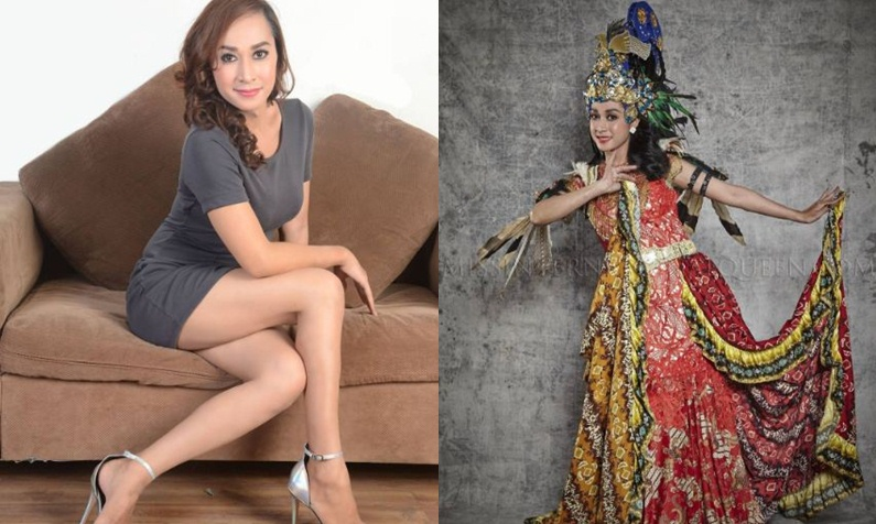 Lily Bakrie, transgender wakil Indonesia di Miss International Queen