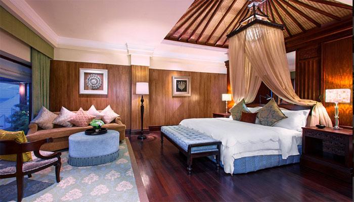 Wow, ini harga kamar tidur Raja Salman di Bali untuk satu ...