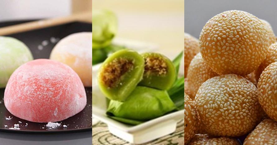 Resep Kue Mochi Jepang: 14 Makanan Indonesia Ini Ternyata Punya Kembaran Di Jepang