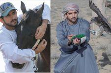 12 Potret  Fazza, Pangeran Dubai yang charming dan jago bikin puisi