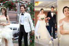 12 Inspirasi gaun pengantin yang muncul di K-Drama ini bisa kamu coba