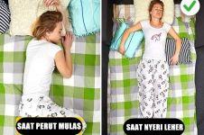 Nggak cuma insomnia, ini 6 masalah tidur dan cara ampuh mengatasinya