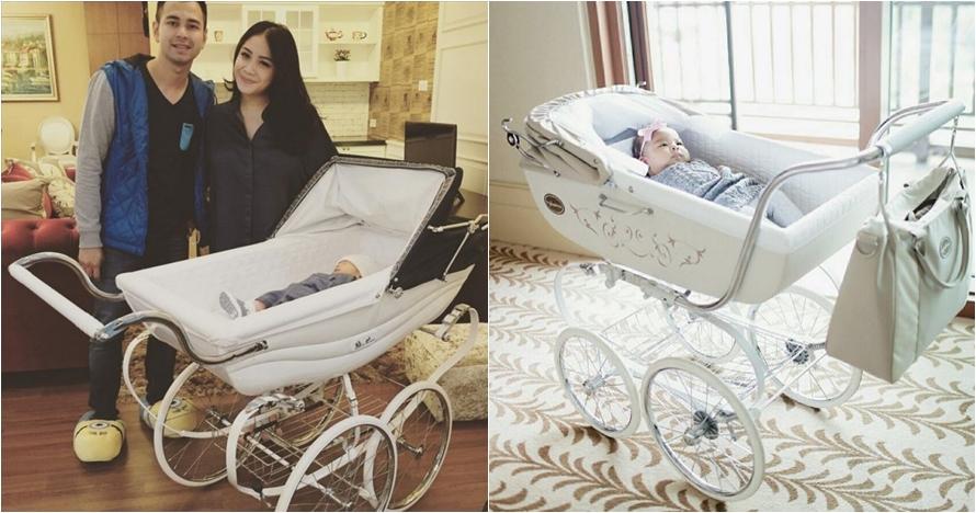 Mewahnya stroller bayi anak 4 artis ini c0ef6d11a8
