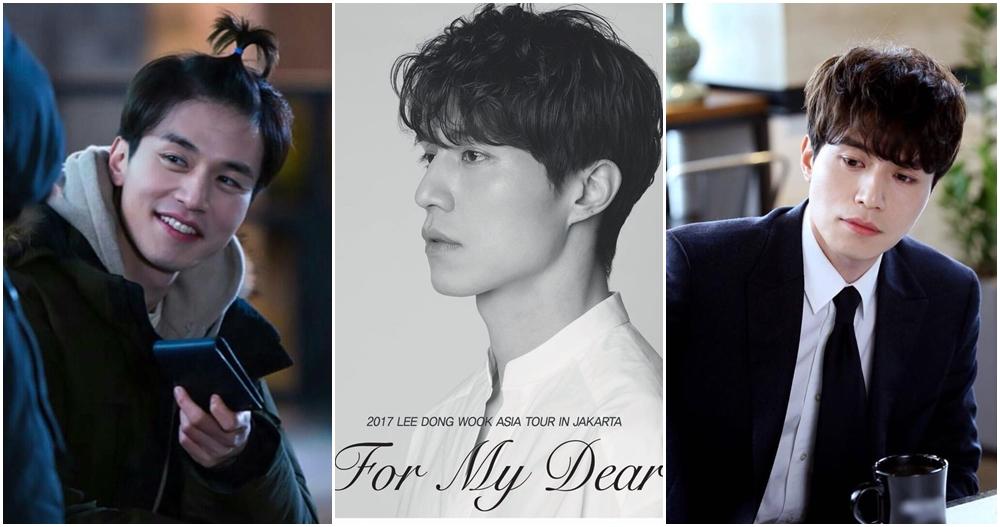 6 Perjalanan karier Lee Dong-wook, dari figuran hingga tokoh utama