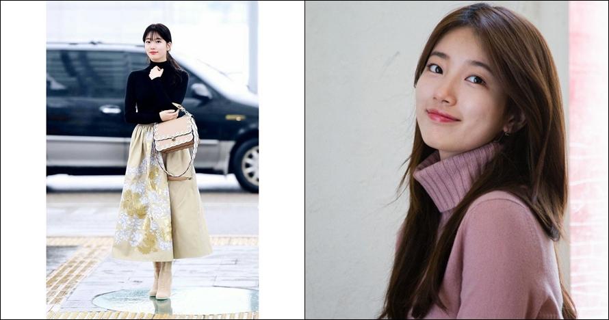 Selalu tampil simpel tapi elegan, ini harga 15 outfit Suzy 'Miss A'