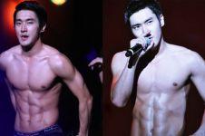 10 Foto transformasi Choi Siwon, anggota Suju yang ganteng sejak lahir