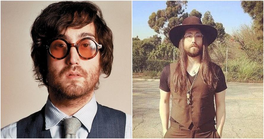 10 Foto Sean, putra John Lennon & Yoko Ono yang multitalenta