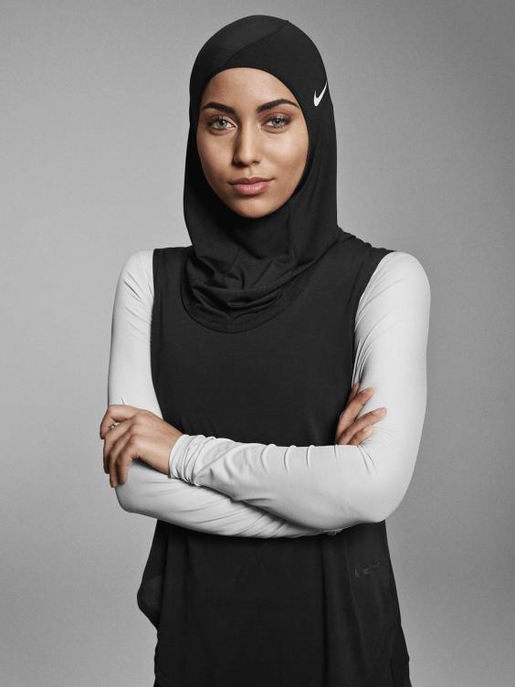 Nike hijab © 2017 brilio.net