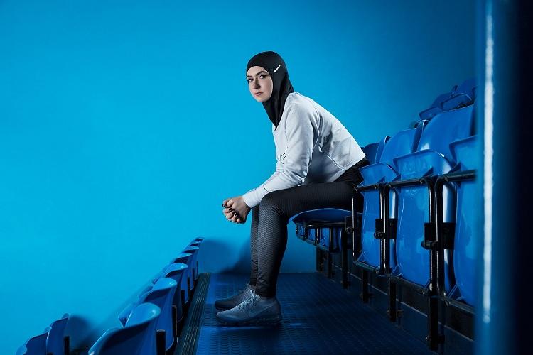 Nike dukung atlet berhijab dengan keluarkan koleksi 'Pro Hijab'