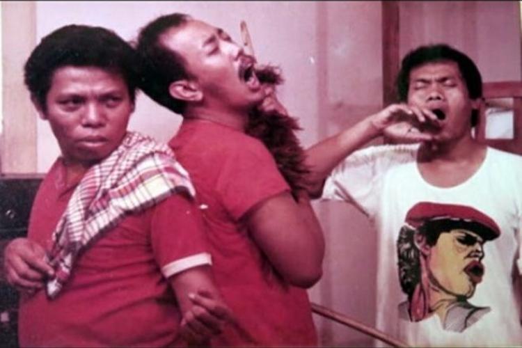 10 Foto lawas para anggota Warkop DKI, bikin kangen deh