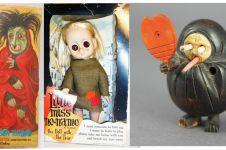 14 Boneka jadul ini malah bikin anak kecil takut, gini amat ya?
