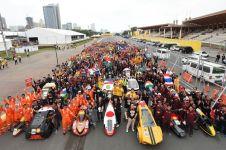 ITS Surabaya luncurkan mobil paling irit BBM