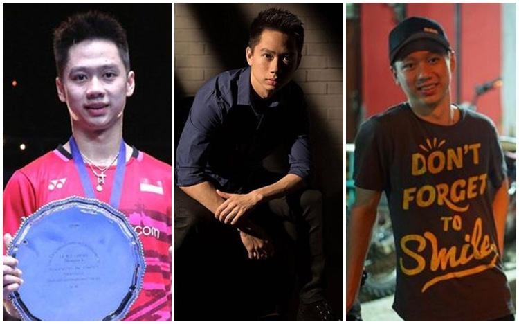 5 Gaya Kevin Sanjaya di luar lapangan, juara dengan bakat alam dahsyat