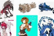 Begini jadinya kalau 12 karakter Pokemon disulap jadi manusia