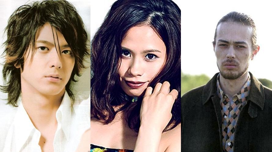 10 Artis top Jepang ini rupanya keturunan asing, ada dari Indonesia