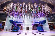 Bar ini layani pelanggan dengan robot, disebut-sebut pertama di dunia