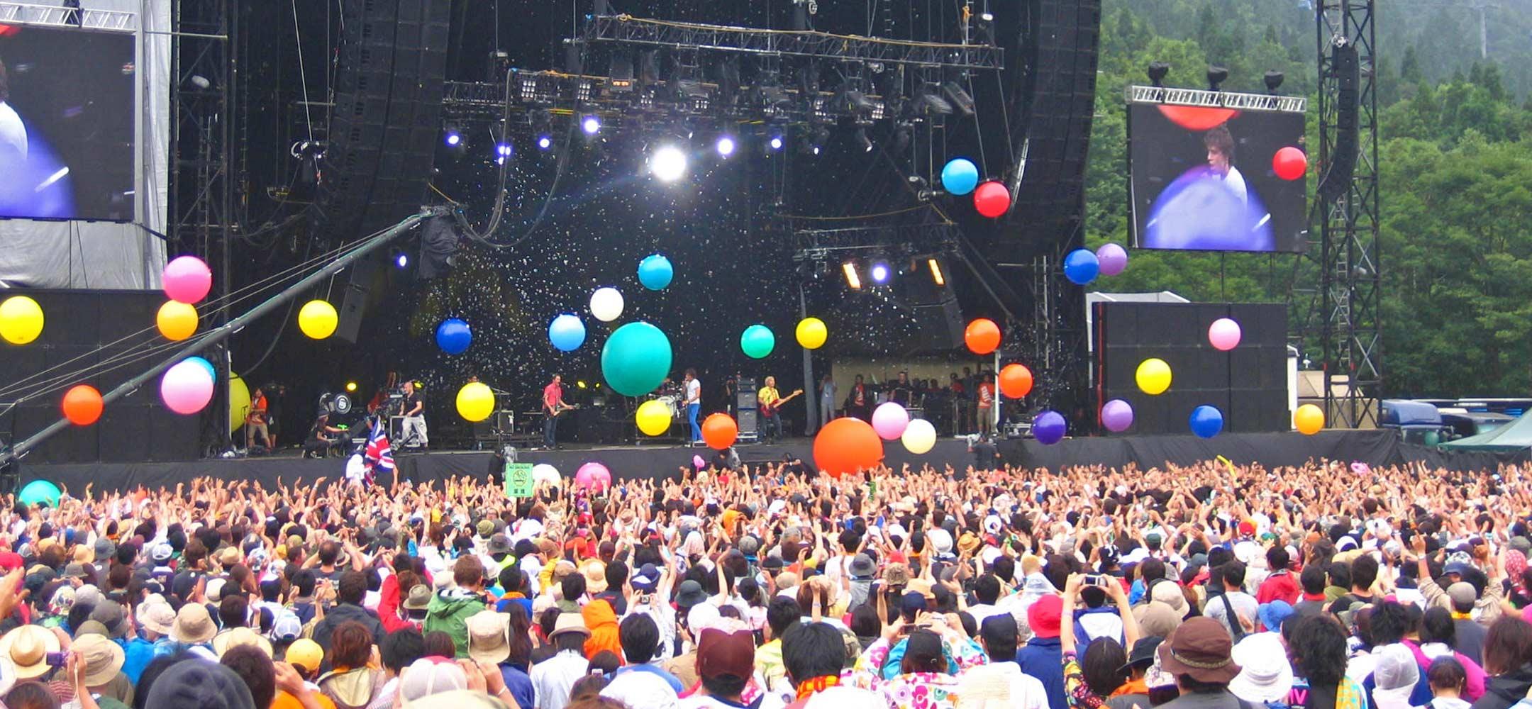 Festival ini 'kawinkan' art, market, dan music jadi satu!